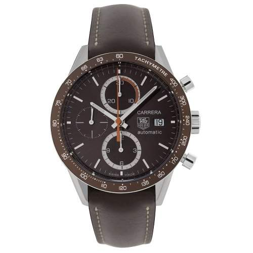 TAG Heuer Carrera Automatik Chronograph CV2013FC6234