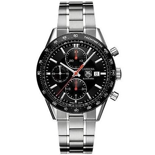 TAG Heuer Damen-Armbanduhr Analog Automatik edelstahl Grau CV2014BA0794