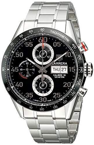 TAG Heuer Carrera Automatik Chronograph Day-Date CV2A10BA0796