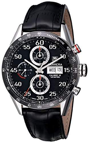 TAG Heuer Carrera Automatik Chronograph Day-Date CV2A10FC6235