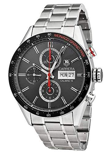 TAG Heuer Carrera Calibre 16 Day-Date Automatik Chronograph Monaco Grand Prix 2013 Limited Edition CV2A1MBA0796