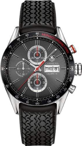 TAG Heuer Carrera Calibre 16 Day-Date Automatik Chronograph Monaco Grand Prix 2013 Limited Edition CV2A1MFT6033
