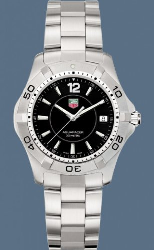 Tag Heuer Aquaracer Herren Armbanduhr WAF1110 BA0800 Armbanduhr Armbanduhr
