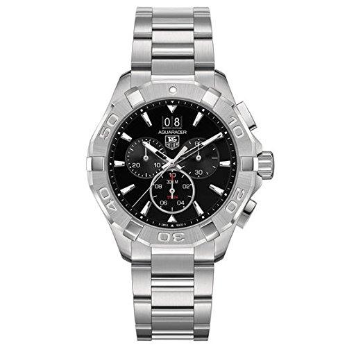 Tag Heuer Aquaracer Automatik Armbanduhr fuer Herren CAY2110 BA0925 Chronograph Kaliber 16 wasserdicht bis 300 m