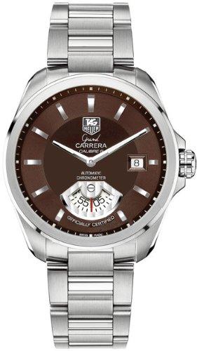 Tag Heuer Grand Carrera Herren Armbanduhr WAV511 C BA0900 Armbanduhr Armbanduhr