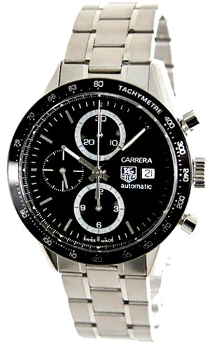 Tag Heuer Carrera Chronograph Automatik Tachymeter Fangio Edition
