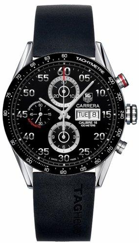 Tag Heuer Carrera Tag Datum Mens Watch CV2 A10 FT6005