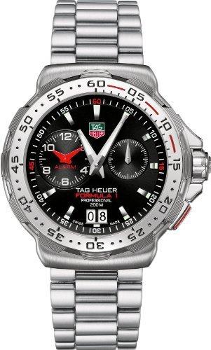 Tag Heuer Formel 1 Herren Alarm Armbanduhr wah111 C BA0850 Armbanduhr Armbanduhr