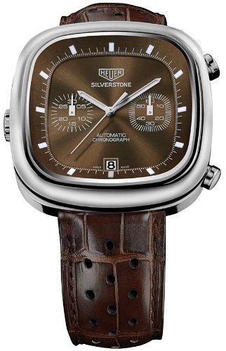 Tag Heuer Silverstone Chronograph Limited Ed Herren Armbanduhr cam2111 FC6259 Armbanduhr Armbanduhr