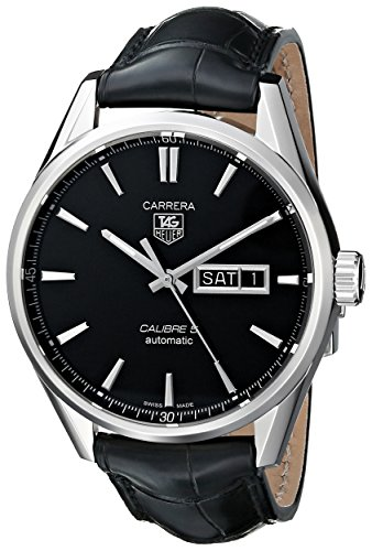 TAG HEUER CARRERA CALIBRE 5 DAY DATE AUTOMATIK WAR201A FC6266