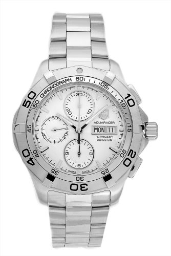 TAG Heuer Aquaracer Automatik Chronograph Day Date CAF2011 BA0815