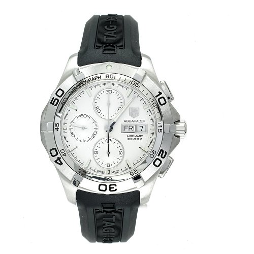 TAG Heuer Aquaracer Automatik Chronograph Day Date CAF2011 FT8011