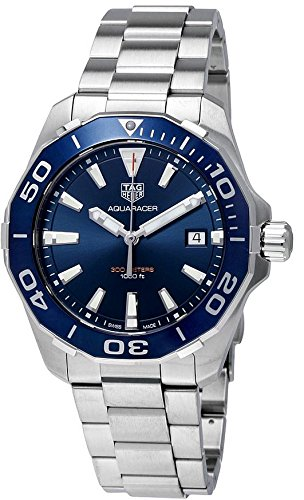 TAG HEUER AQUARACER 41MM QUARZ ANALOG WAY111C BA0928