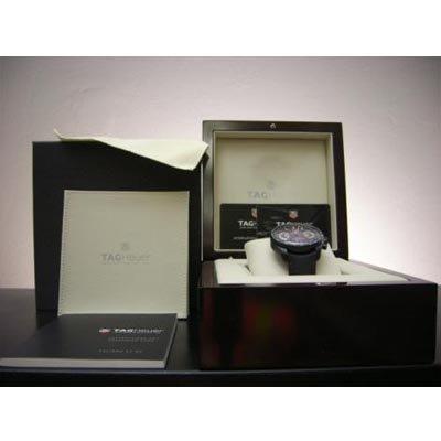TAG Heuer Grand Carrera Chronograph Calibre 17 RS CAV518B FC6237