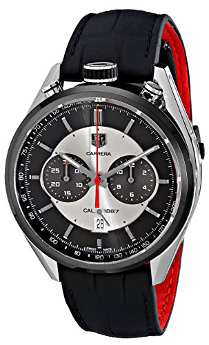 TAG Heuer Carrera Calibre 1887 Chronograph Jack Heuer Ediition CAR2C11 FC6327