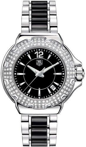 TAG Heuer Damen Armbanduhr Analog edelstahl WAH1214 BA0859
