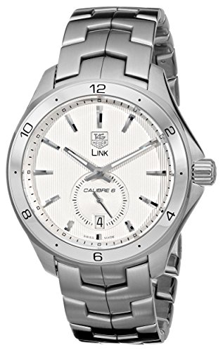 TAG Heuer Herren Armbanduhr Analog Automatik Edelstahl WAT2111 BA0950