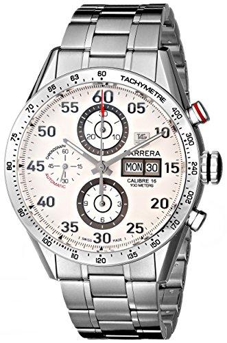 TAG Heuer Chronograph Automatik Edelstahl CV2A11 BA0796