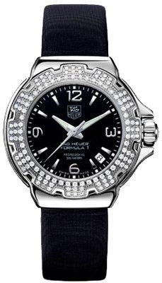 TAG Heuer Herren Armbanduhr Analog Sonstige Materialien Schwarz WAC1214 FC6218
