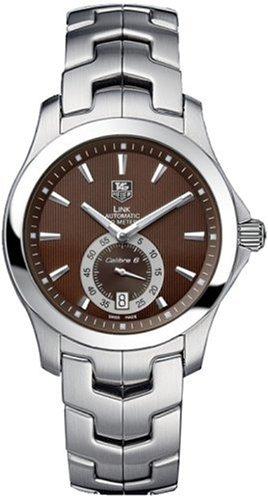 TAG Heuer Herren WJF211C BA0570 Link Calibre 6 Automatik Uhr
