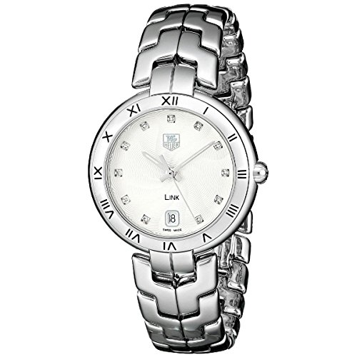 Tagheuer Damen Armbanduhr Analog Quarz Edelstahl WAT1417 BA0954