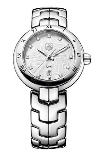 TAG Heuer Damen-Armbanduhr Analog Quarz Edelstahl WAT1411BA0954