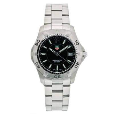 TAG Heuer Aquaracer WAF1110BA0800 Stainless Steel Quartz Mens Watch