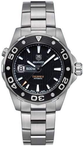 TAG Heuer Aquaracer 500M Calibre 5 WAJ2110BA0870
