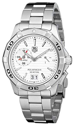 TAG Heuer Aquaracer Grande-Date Alarm WAP111YBA0831