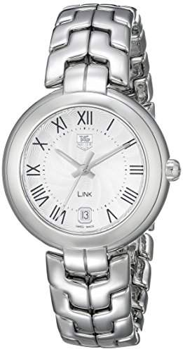 TAG Heuer Damen-Armbanduhr Analog Quarz Edelstahl WAT1314BA0956