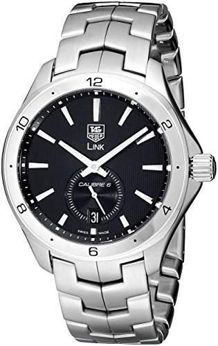 TAG Heuer Herren-Armbanduhr Analog Automatik Edelstahl WAT2110BA0950