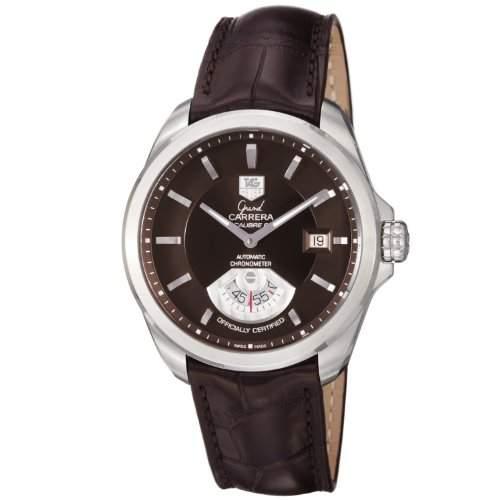 TAG Heuer Herren WAV511CFC6230 Grand Carrera Automatic Certified Uhr