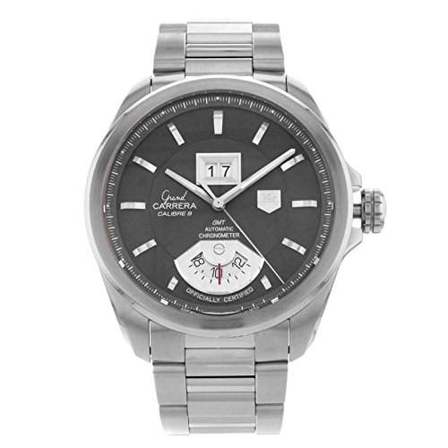Tag Heuer Grand Carrera WAV511KBA0901 Stainless Steel Automatic Mens Watch