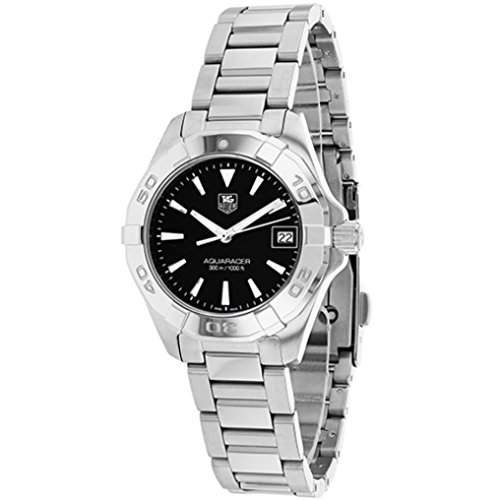 TAG HEUER AQUARACER DAMEN 27MM SAPHIRGLAS DATUM UHR WAY1410BA0920