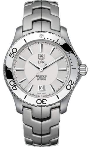 TAG Heuer Herren WJ201BBA0591 Link-Caliber 5 Automatik Uhr