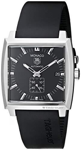 TAG Heuer Herren-Armbanduhr Analog Automatik Kautschuk WW2110FT6005