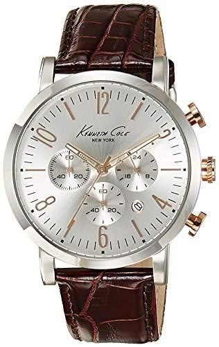 Kenneth Cole Herrenuhr Dress Sport Chronograph 10020827