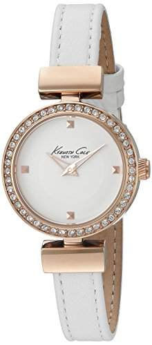 Kenneth Cole Damen Analog Casual Quartz Reloj NWT KC10022302