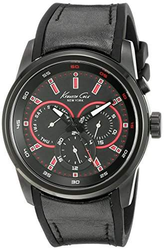 Kenneth Cole Herren Analog Casual Quartz Reloj KC10022536