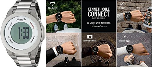 Herren armbanduhr Kenneth Cole 10023868