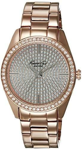 Damen Uhren Kenneth Cole KENNETH COLE BROOKLYN PAVE IKC4958