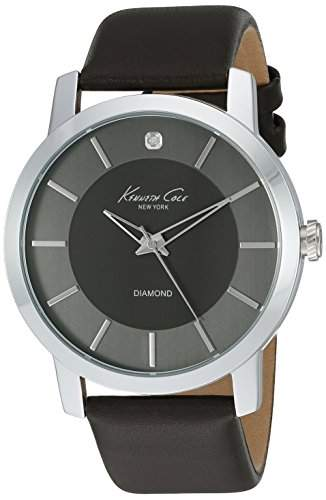 Kenneth Cole Herren New York Analog Casual Quartz Reloj KC8069