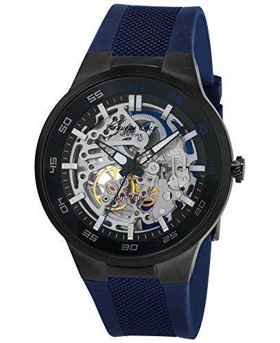 Kenneth Cole New York Herren 10022784 Automatische Analog Display Japanische Quarz blau Armbanduhr