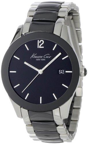 Kenneth Cole Damen Armbanduhr Ceramic Analog Quarz KC4762