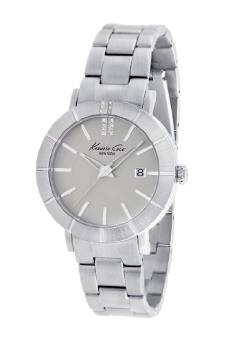 Kenneth Cole Classic Analog Edelstahl KC4867