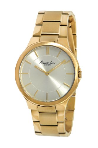 Kenneth Cole Classic Analog Edelstahl KC4876