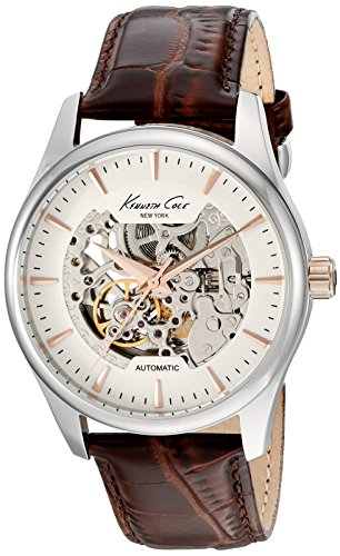 Kenneth Cole Herren Analog Dress Quartz Reloj 10027198