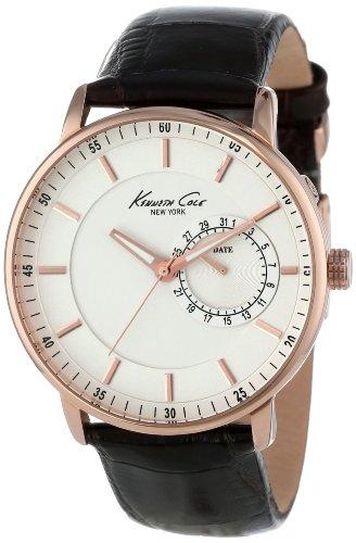 Kenneth Cole Herren Armbanduhr Classic Analog Quarz KC1780