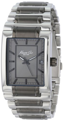 Kenneth Cole Herren Armbanduhr Classic Analog Quarz KC3916