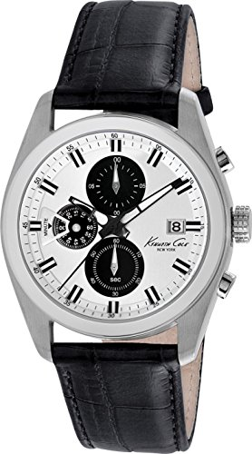 Kenneth Cole Dress Sport KC8041 Herrenchronograph Multi Level Ziffernblatt
